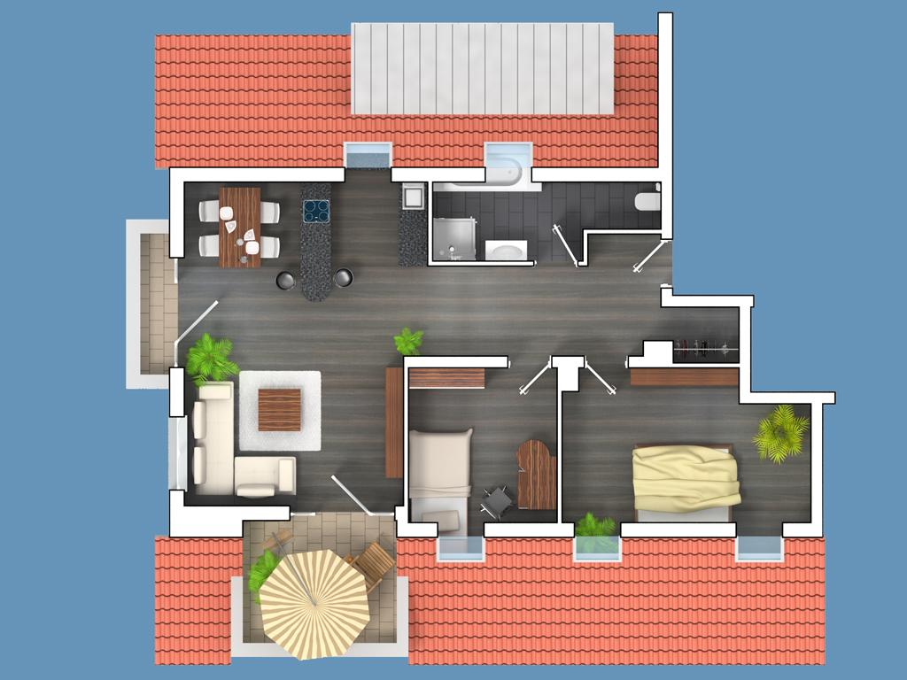referenzen visualisierung. Black Bedroom Furniture Sets. Home Design Ideas